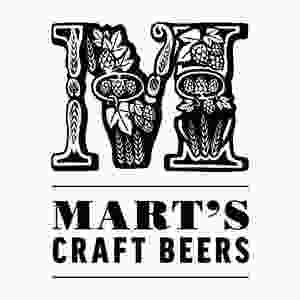 Mart's Craft Beers Logo