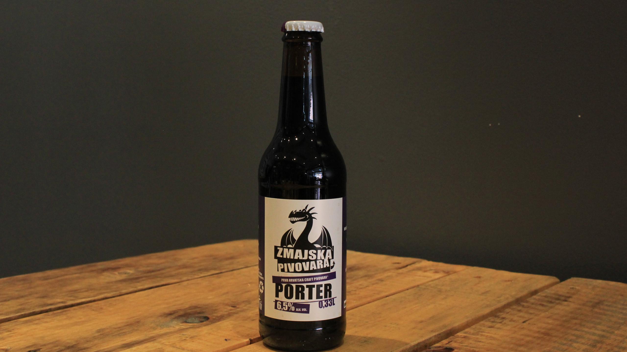 Beer #5: Zmajska Pivovaria - Porter