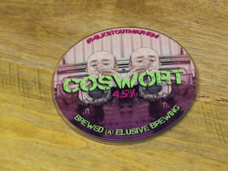 Coswort Milk Stout