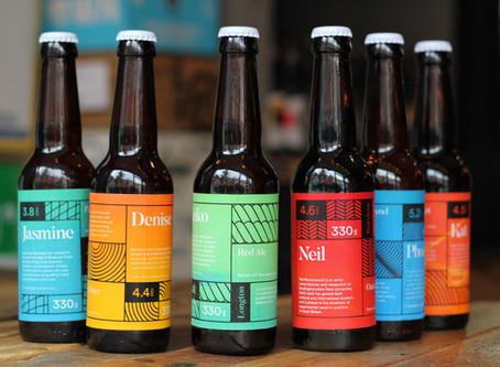 New Beers #32 including Mart's British Ceramics Biennial beers