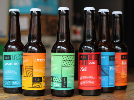 New Beers #32 including Mart's British Ceramics Biennial beers