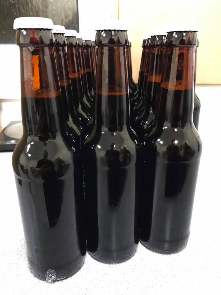Mmm. Beer. Needs labelling.