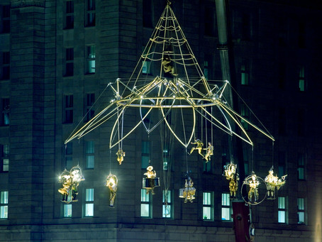 The Enchanted Chandelier