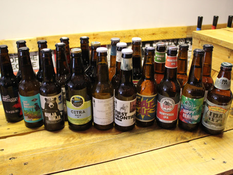 We're back! As is the new beers blog. #11