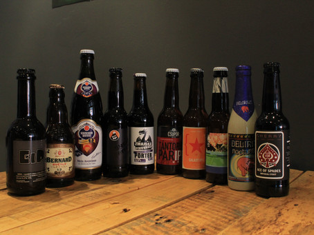 European Tasting Night Review