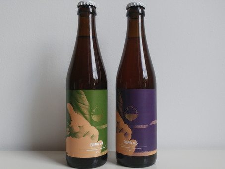 Cloudwater DIPA v4 and v5