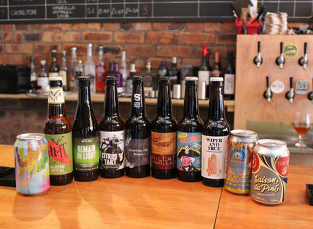 New beers #29 and Penkhull Jazz and Blues
