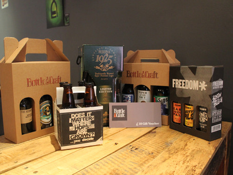 Father's Day gift ideas. Because great dads love great beer.