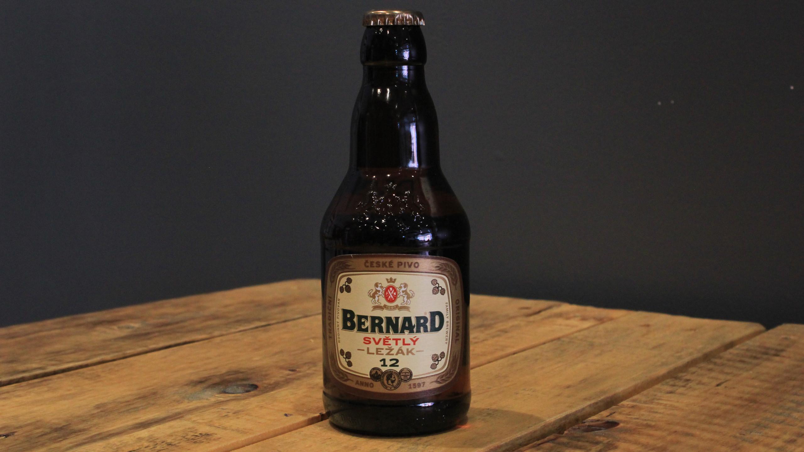 Beer #2: Bernard - Světlý Ležák