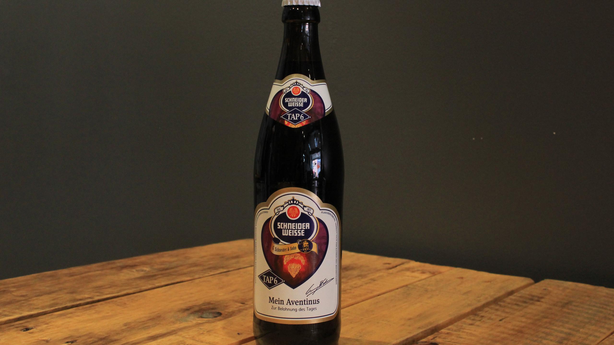 Beer #3: Schneider Weisse - Tap 6