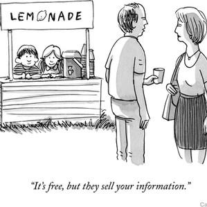 Where's the Lemonade?