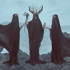 The Triple Goddess (pt 1)                       Maiden. Mother. Crone