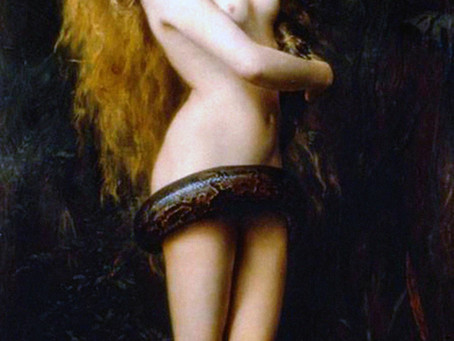 Lilith: Goddess of the Month