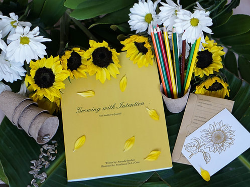 The Sunflower Growing Kit