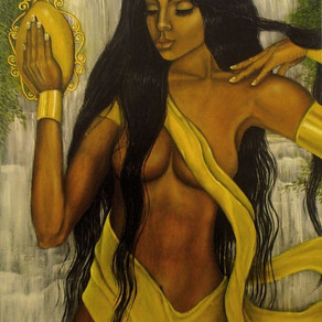 Oshun: Goddess of the Month (pt. 1)