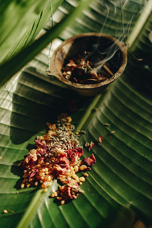 Botanical Blend | Loose Incense