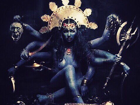 Kali Ma: Goddess of the Month