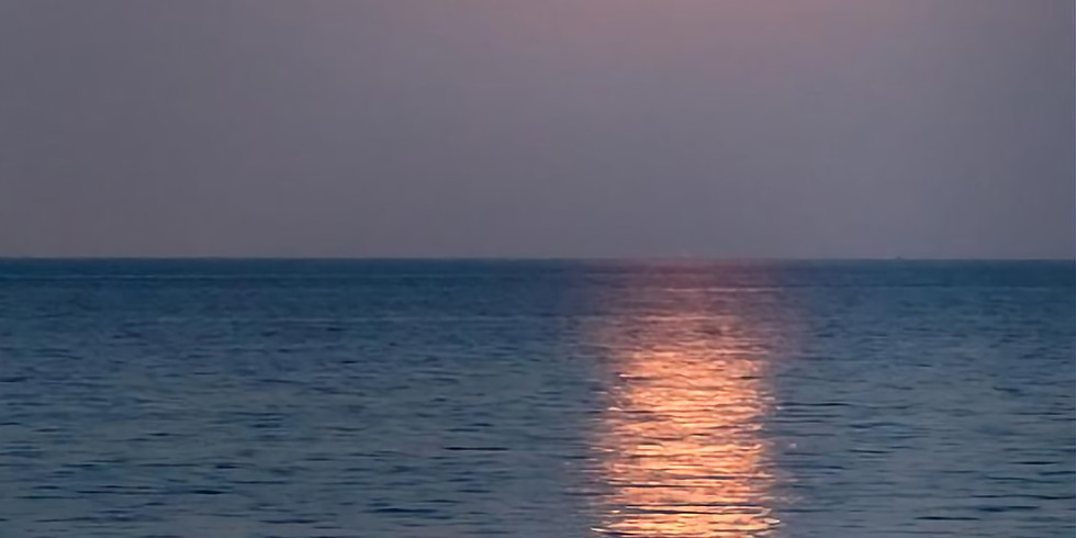 June Full Moon Beach Meditation