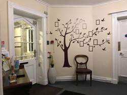 Venns Lane - Staff Members Tree - Reception