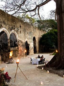Aluxes In The Mayan Haciendas