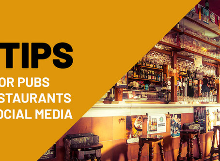 4 surprising social media tips for pubs and restaurants