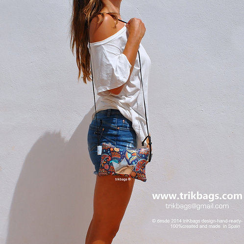 Trik 18_Paola  blue Mini bolsito