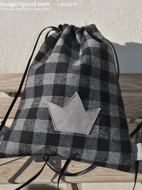 Trik_23 Winter Warm blanket (S gris) Stock Outlet