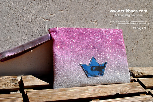 Beautiful like diamonds in the sky (Pink Estuche M