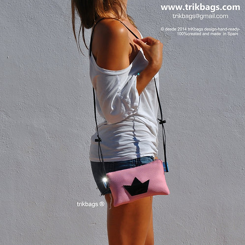 trik_10 Air pink Mini bolsito