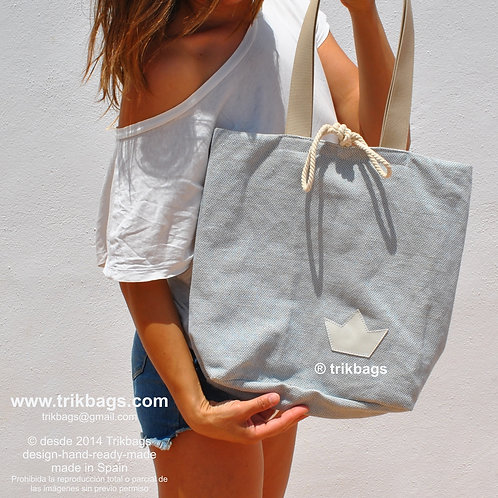 Trik_10 Sac Bluebrown L