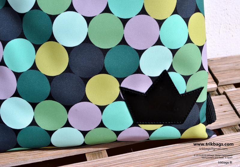 Trikbags Circles_ Green
