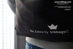 Trikbags Be Zebra