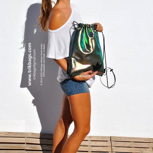 Trik 39_Disko _Tornasolado verde (M)