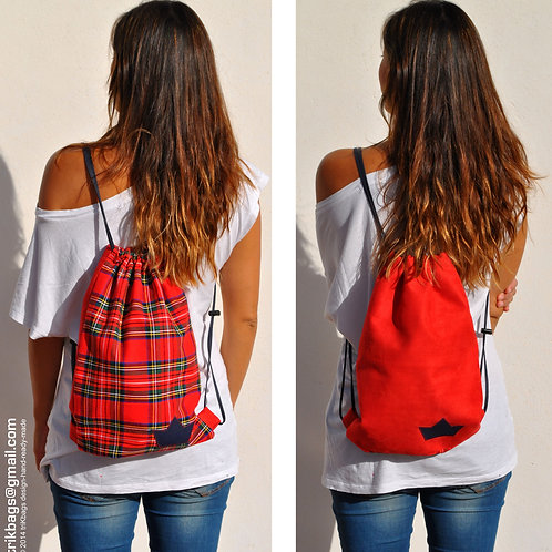 Oxford Red M mixed  (trasera jeans) Bajo pedido