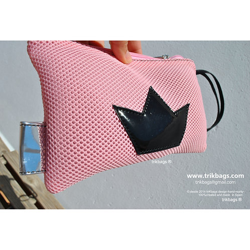 trik_10 Air pink Mini estuche reduced 21x14 cm