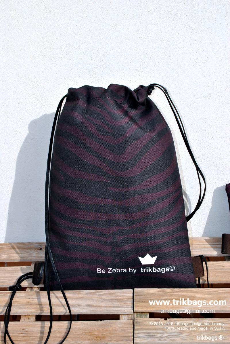 Trikbags Be Zebra