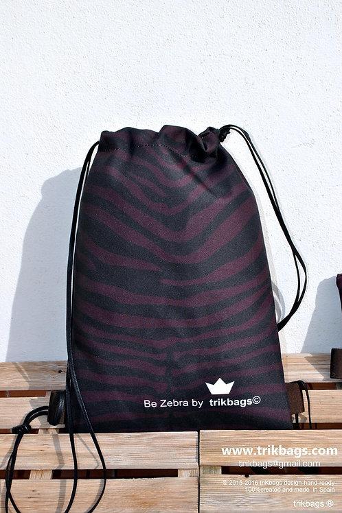 Trik_18 Áfrika V.5 Be Zebra marsala