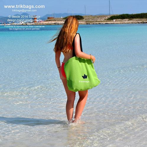 trik_10 Air Green Beach