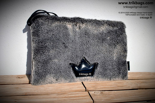 Trik 9_Bear grey Mini (Estuche)