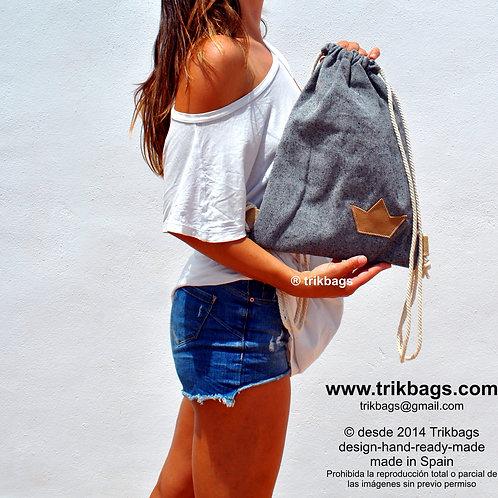 Trik_10 Sac Jeans black M