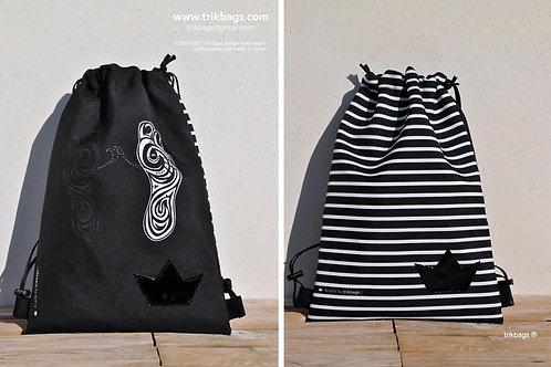 Trik 40_Kitelife _Black&white M (Stock)