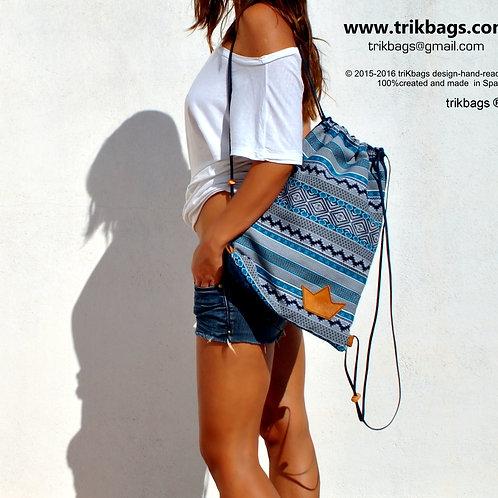 Trik 32_Indie Blue (M  dos caras) Stock