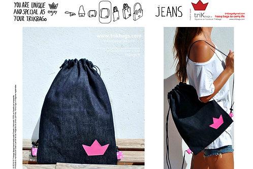 trik_05 Jeans Basic Rosa M