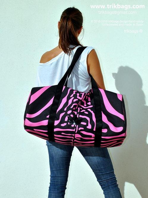 Trik_18 Áfrika V.5 Be Zebra pink maxi (Bajopedido)