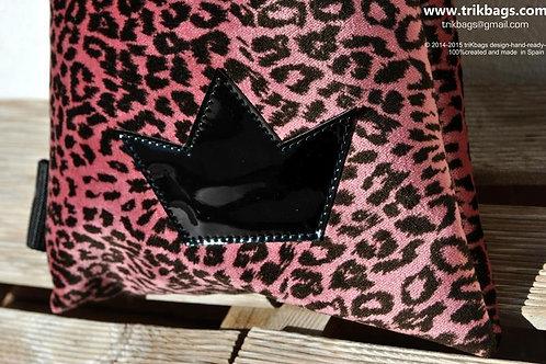 Áfrika V.3 Pink Leopard S (Outlet)
