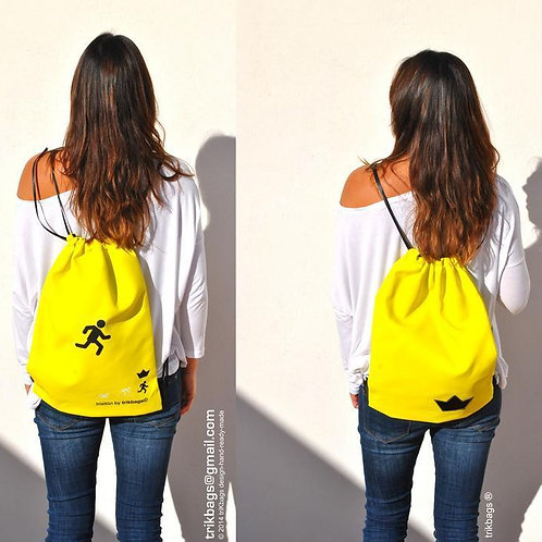Pure lifestyle by trikbags _Triatlonlive runyellow
