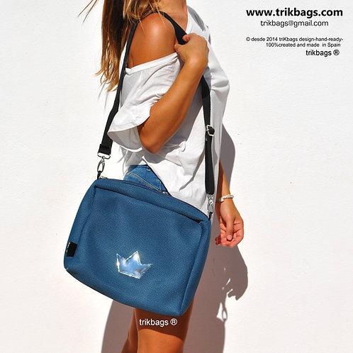 trik_10 Air Dark blue MB Bandolera