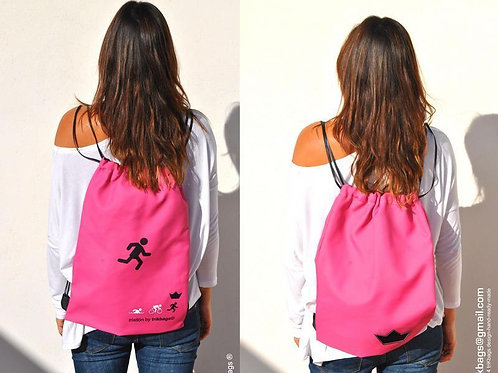 Pure lifestyle by trikbags _Triatlonlive run pink