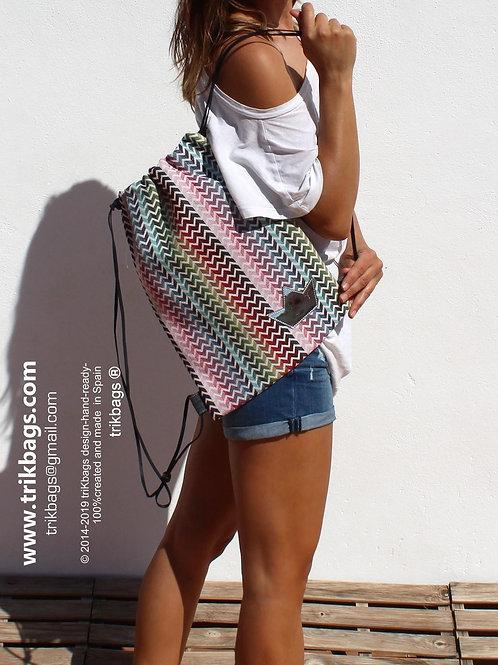 Trik 45_Carioca  zigzag arcoiris M