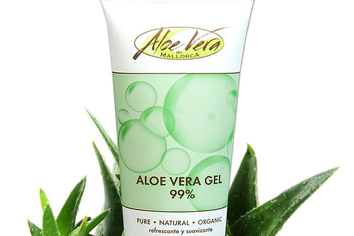 Aloe Vera Gel 99% 100ml.